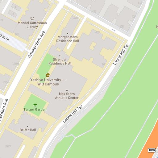 Campuses Yeshiva University