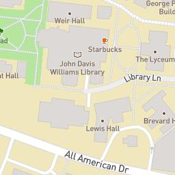 Campus Map | University of Mississippi