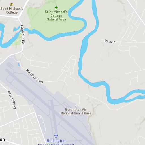 Taft College Campus Map.Campus Map University Of Vermont