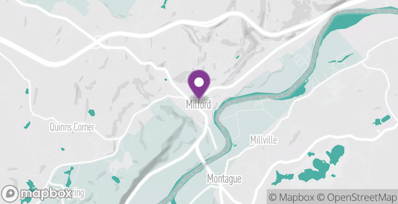 Map of Milford Diner