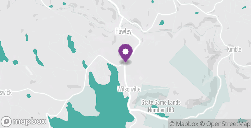 Map of Wallenpaupack Sport Shop