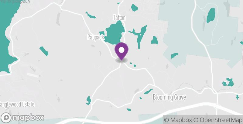 Map of BOTA'S Crossroads Tavern