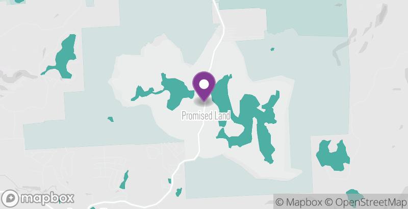 Map of Promised Land Inn
