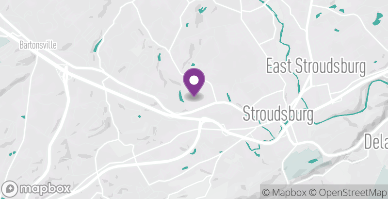 Map of Stroud Mall