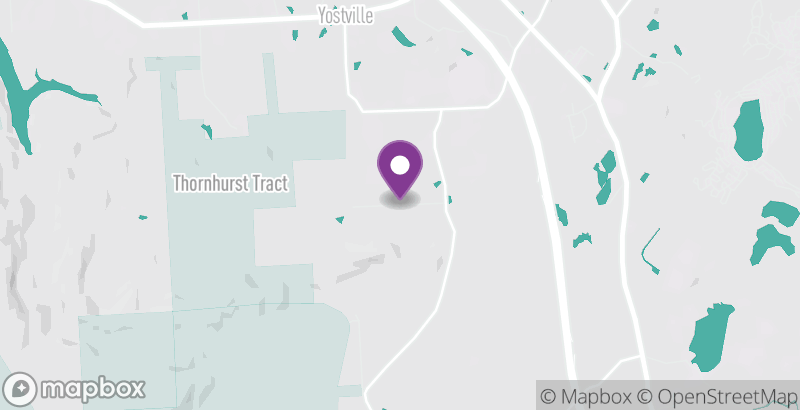 Map of Lackawanna College Environmental Education Center