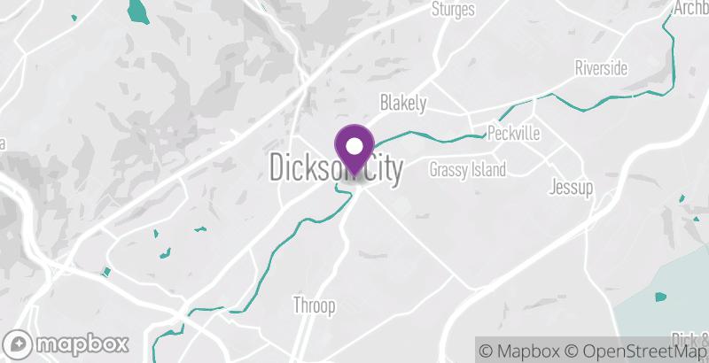 Map of Third Thursday