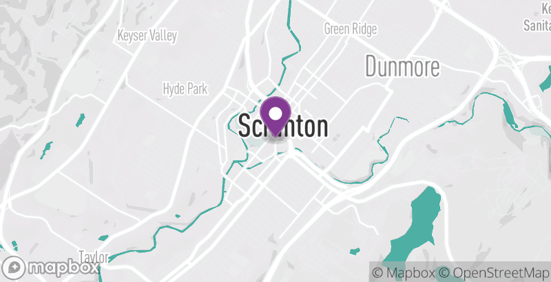 Map of Coney Island of Scranton