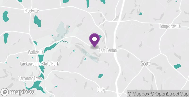 Map of Gardner Spencer Preserve