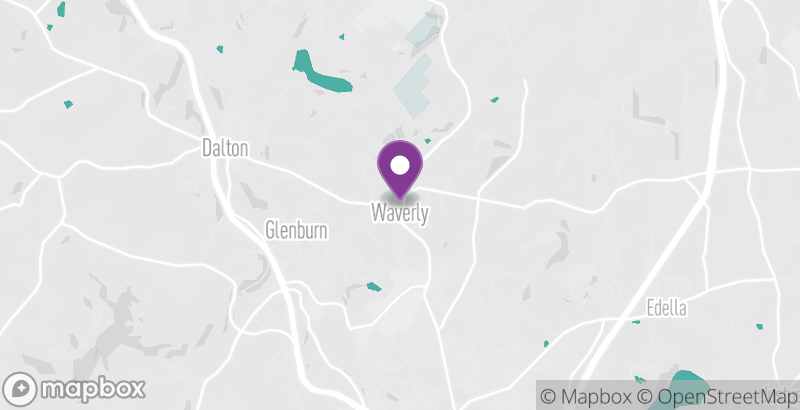 Map of Waverly General Store