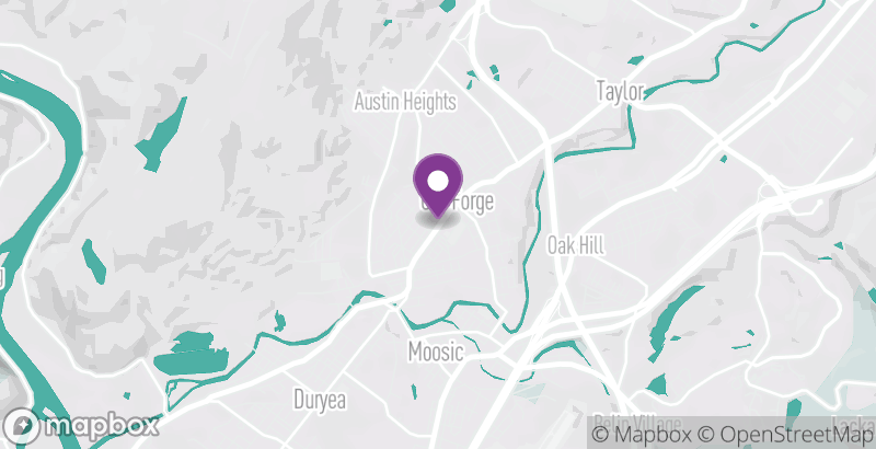 Map of Cafe Rinaldi
