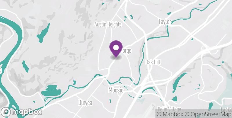Map of Revello's Pizza