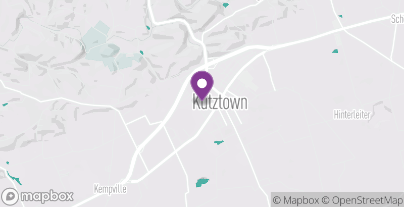Map of Kutztown Folk Festival