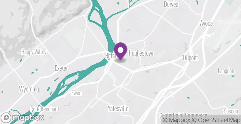 Map of Morgan's Butcher Shop