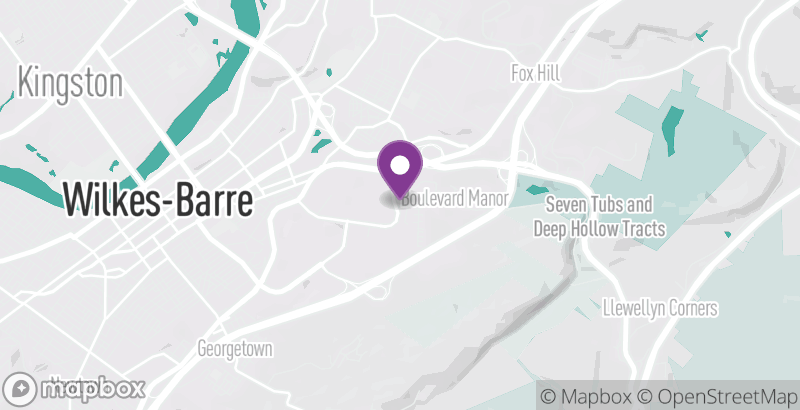 Map of CoreLife Eatery