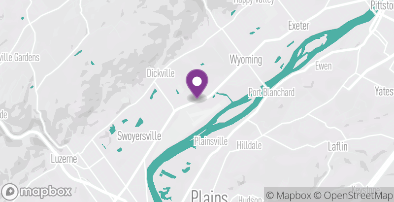 Map of Anytime Fitness