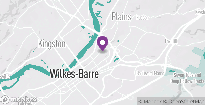 Map of Cork Bar & Restaurant