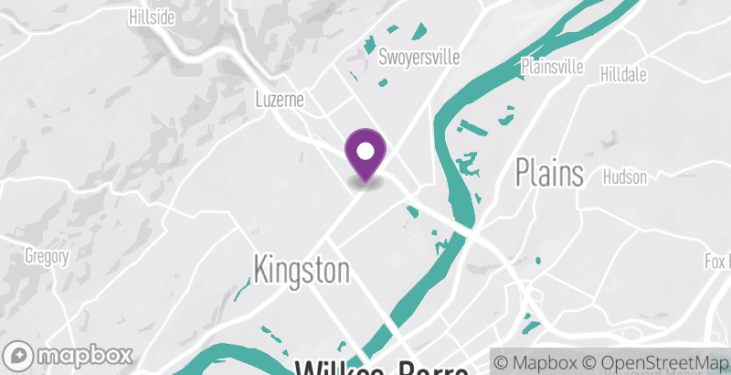 Map of Sickler's Bike & Sports Shop Kingston