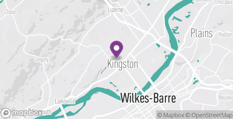 Map of From Wilkes-Barre to Broadway: An Evening with Jessie Hooker-Bailey