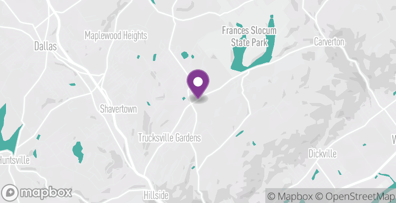 Map of T C Riley's Pub & Inn