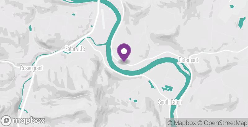 Map of Creekside Inn
