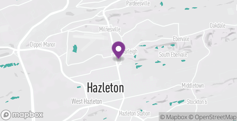 Map of Booty's Place