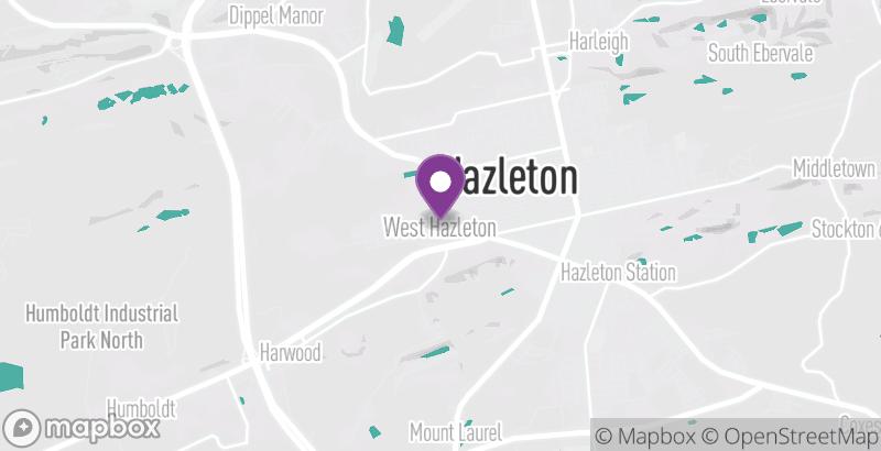 Map of Bottlenecks Saloon & Eatery