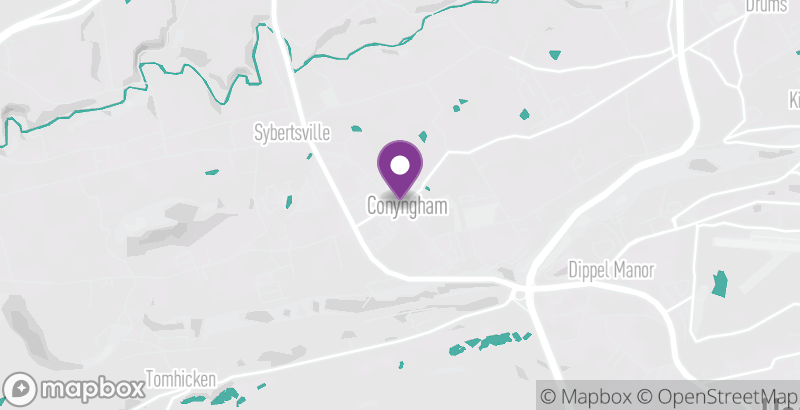 Map of Cuz-N-Joe's