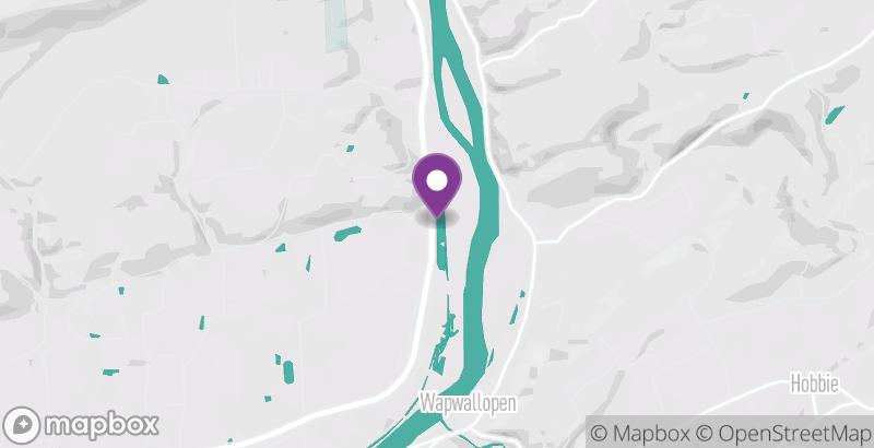 Map of Susquehanna Warrior Trail