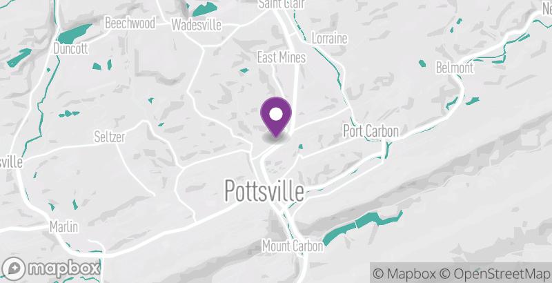Map of Tony's Restaurant