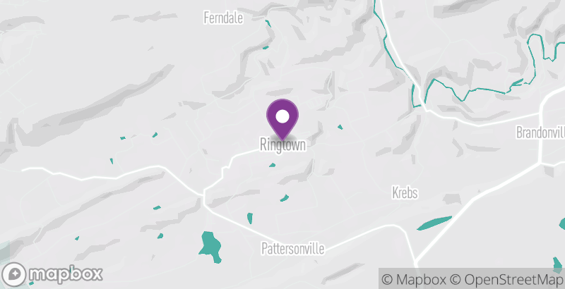 Map of Coalcracker Bushcraft: Outdoor Survival Training & Classes