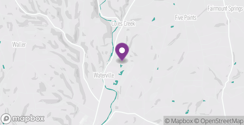 Map of Mill Race Golf & Camping Resort