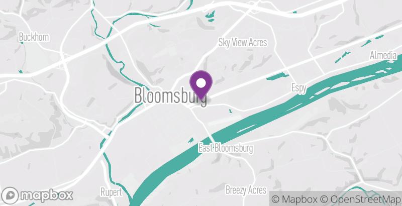 Map of Bloomin' Bagels II