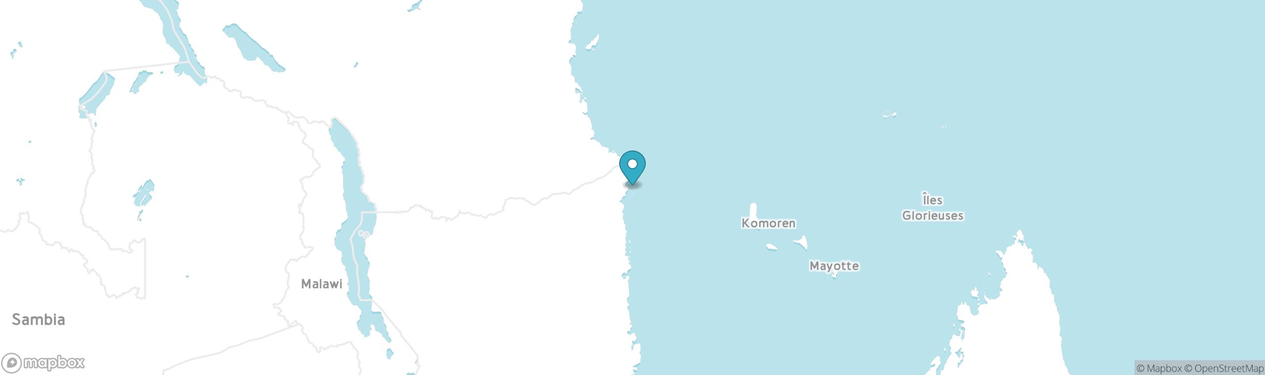 andBeyond Vamizi Island