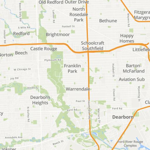Detroit Michigan Map Google.Marijuana Dispensaries Near Me In West Detroit Mi For Medical