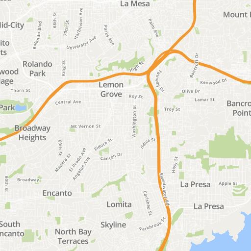 Lemon Grove Zip Code Map.Marijuana Dispensaries Near Me In Lemon Grove Spring Valley Ca