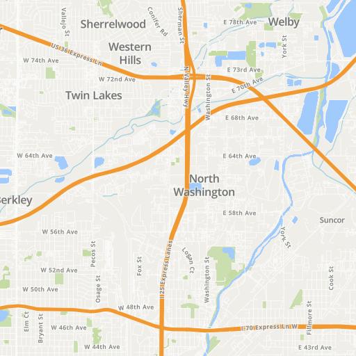 Recreational dispensary near me: Map of marijuana dispensaries