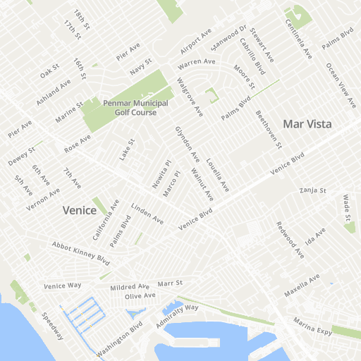 Marijuana Dispensaries Near Me In Venice Marina Del Rey CA For - Los angeles map venice beach