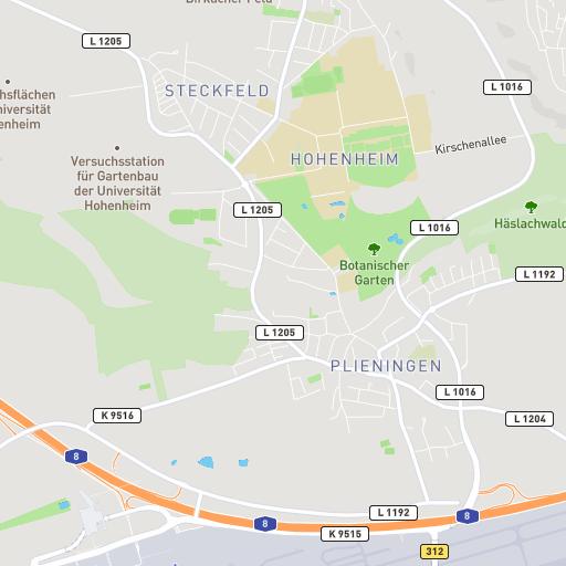 Stromtankstelle Flughafenstrasse In Stuttgart Deutschland 26056