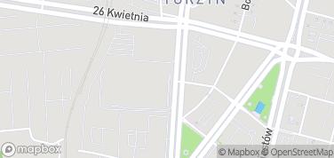 Galeria Handlowa Turzyn – mapa