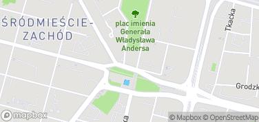 Sanktuarium Najświętszego Serca Pana Jezusa w Szczecinie – mapa