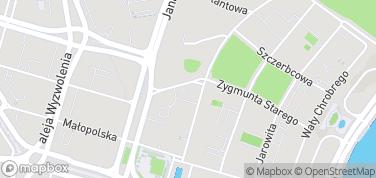 Cerkiew Św. Mikołaja – mapa