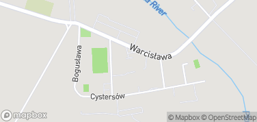 Klasztor Cysterski – mapa
