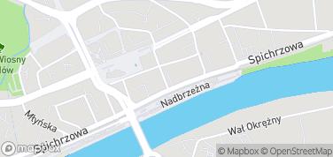 Klubokawiarnia Czar PRL-u – mapa