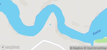 Zamek Czocha – mapa