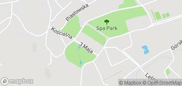 Dom Zdrojowy – mapa