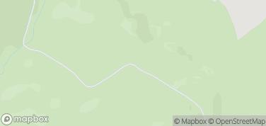Kukułcze Skały – mapa