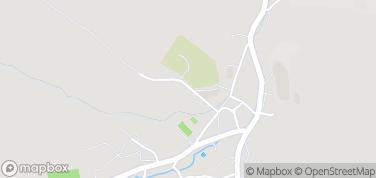Arka Noego – mapa