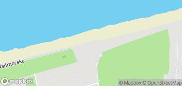 Kamienny Szaniec – mapa