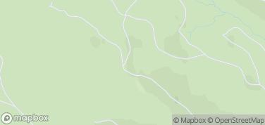 Park Krajobrazowy Doliny Bobru – mapa