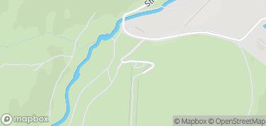 Miejska Kolej Linowa – mapa